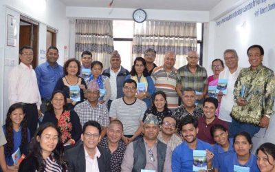 नेपानको १२५ औँ मासिक छलफल र पुस्तक लोकार्पण कार्यक्रम सम्पन्न