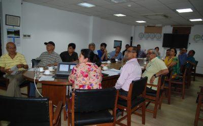 Sharing program on key findings of organization capacity Assessment (oca) of National society for earthquake technology- nepal (nset-n)