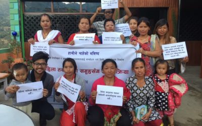 Awareness programs on human trafficking and unsafe migration of women and girls