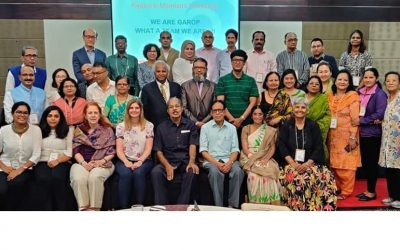 NEPAN's presence in GAROP Asia Pacific Regional Workshop, Kerala, India